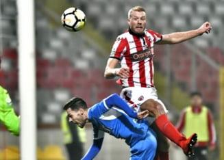 Liga 1: Dinamo a facut scor in ultimul meci al etapei
