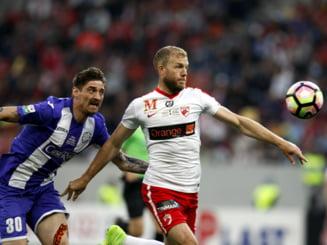 Liga 1: Dinamo castiga cu lejeritate in fata unei nou-promovate
