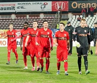 Liga 1: Dinamo castiga dramatic derbiul