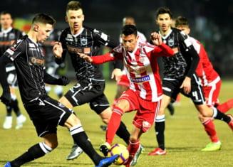 Liga 1: Dinamo castiga in deplasare