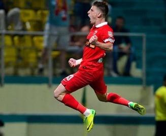 Liga 1: Dinamo castiga la Cluj dupa un meci spectaculos