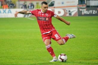Liga 1: Dinamo castiga la Iasi dupa un meci cu doua cartonase rosii si un penalti