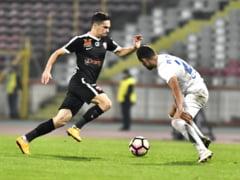 Liga 1: Dinamo castiga la Pandurii si isi asigura locul de play-off