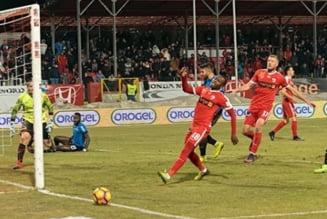 Liga 1: Dinamo invinge FC Botosani dupa un meci cu multe ocazii