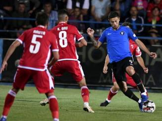 Liga 1: Dinamo invinge Viitorul lui Hagi dupa un meci spectaculos
