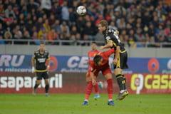 Liga 1: Dinamo o invinge pe FCSB intr-un derbi tensionat si ii pune o mare piedica in lupta pentru titlu