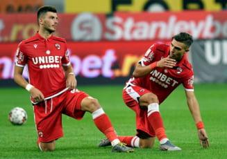 Liga 1: Dinamo pierde din nou