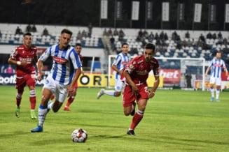 Liga 1: Dinamo pierde in ultimele minute la Iasi