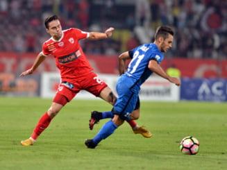 Liga 1: Dinamo pierde la Iasi pe un teren inghetat