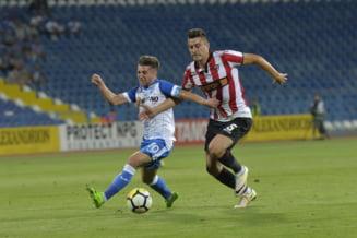 Liga 1: Dinamo salveaza pe final o remiza nebuna in fata lui CSU Craiova