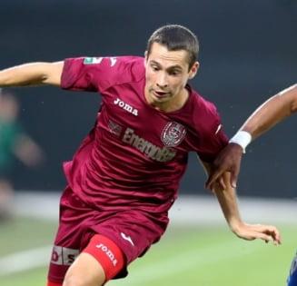 Liga 1: Egal aprig intre CFR Cluj si Astra
