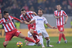 Liga 1: Egal cu multi nervi in marele derbi dintre Dinamo si FCSB