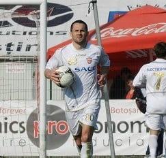 Liga 1: FC Botosani, tot mai aproape de cupele europene