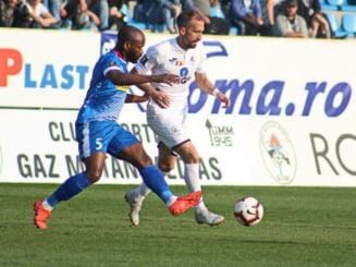 Liga 1: FC Botosani evita infrangerea pe final de meci si urca pe locul 3 in clasament