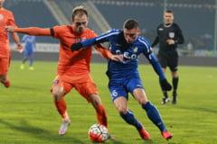 Liga 1: FC Botosani invinge lejer Pandurii, dar nu mai poate spera la play-off