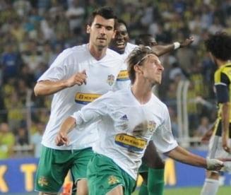 Liga 1: FC Vaslui umileste CFR Cluj (Video)