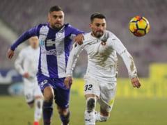 Liga 1: FC Voluntari castiga in minutul 94 din penalti meciul cu Poli Timisoara