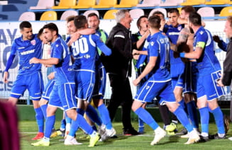 Liga 1: FC Voluntari se salveaza de la retrogradare dupa o victorie dramatica