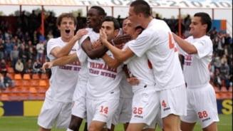 Liga 1: FCM Targu Mures trimite Sportul in B