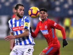 Liga 1: FCSB, a patra infrangere la rand in campionat. Moral sifonat inainte de Vitoria Guimaraes, dupa un meci foarte slab al lui Vlad