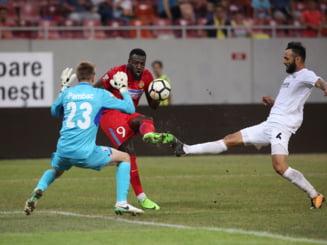 Liga 1: FCSB, victorie trista cu Astra in ultima etapa. Trupa lui Becali ramane fara titlu din 2015