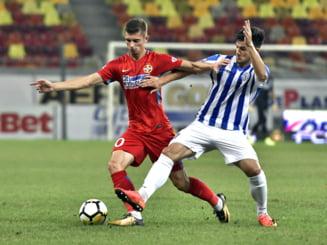 Liga 1: FCSB castiga chinuit cu Poli Iasi, dupa o sclipire a lui Budescu. Oamenii lui Dica urca pe primul loc