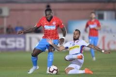 Liga 1: FCSB castiga clar la FC Botosani si o egaleaza pe lidera CFR Cluj