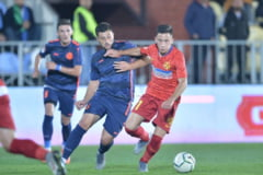 """Liga 1: FCSB castiga cu emotii pe terenul """"lanternei rosii"""""""