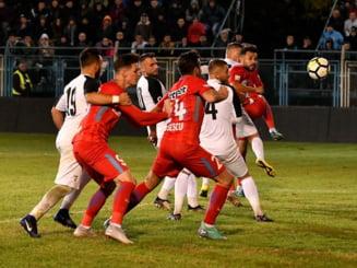 Liga 1: FCSB castiga in deplasarea de la Hermannstadt si se distanteaza in clasament