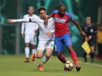 Liga 1: FCSB castiga in extremis la Concordia, cu doua goluri marcate de pustii lui Dica