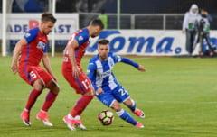 Liga 1: FCSB castiga la Craiova si campioana se decide in ultima etapa