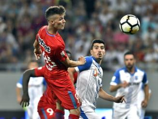 Liga 1: FCSB face din nou spectacol si castiga cu 5 goluri marcate la CSU Craiova