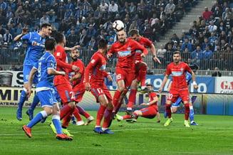 Liga 1: FCSB incheie anul cu o victorie spectaculoasa in fata Craiovei lui Piturca