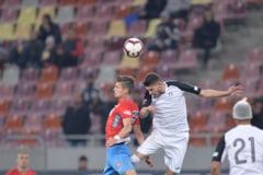 Liga 1: FCSB invinge Astra la limita si vine la doar doua puncte de CFR Cluj