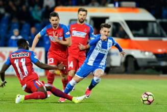 Liga 1: FCSB invinge CSU Craiova la scor si va juca in Liga Campionilor