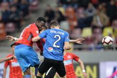 Liga 1: FCSB invinge Viitorul si rupe seria celor cinci infrangeri consecutive