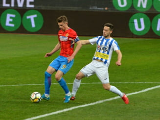 Liga 1: FCSB marcheaza din nou 4 goluri si face spectacol si cu Poli Iasi