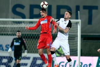 Liga 1: FCSB pierde din nou