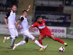 Liga 1: FCSB se chinuie cu Astra Giurgiu si castiga dupa un penalti executat de Gnohere