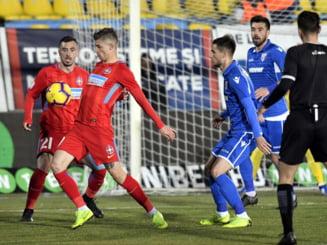 Liga 1: FCSB se face din nou de rusine si pierde la scor si cu FC Voluntari