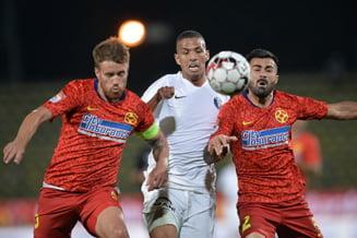 Liga 1: FCSB se impune categoric in deplasarea de la Viitorul