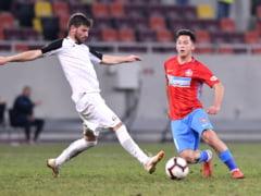 Liga 1: FCSB se impune lejer la Astra si inca se mentine in plasa liderului CFR Cluj