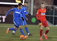 Liga 1: FCSB se incurca pe teren propriu