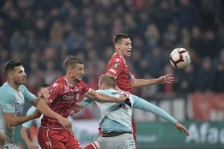 Liga 1: FCSB si Dinamo, remiza superba intr-unul dintre cele mai frumoase derbiuri din ultimii ani