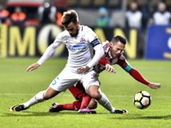 Liga 1: FCSB trece cu emotii de Sepsi intr-un peisaj de iarna