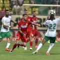 Liga 1: FCSB trece cu mari emotii de Concordia Chiajna si revine pe primul loc