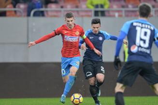 Liga 1: FCSB trece de Viitorul si revine pe locul 2 in play-off