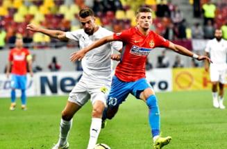 Liga 1: FCSB trece la limita de FC Voluntari