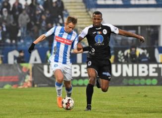 Liga 1: Gaz Metan Medias castiga dupa doua penaltiuri si o egaleaza in clasament pe FCSB