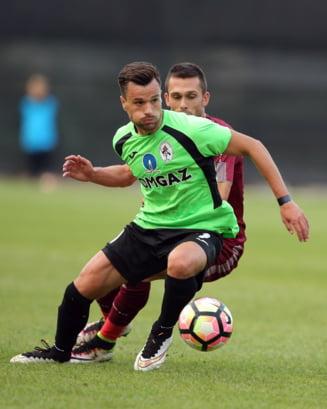 Liga 1: Gaz Metan invinge Voluntari si ajunge pe loc de play-off